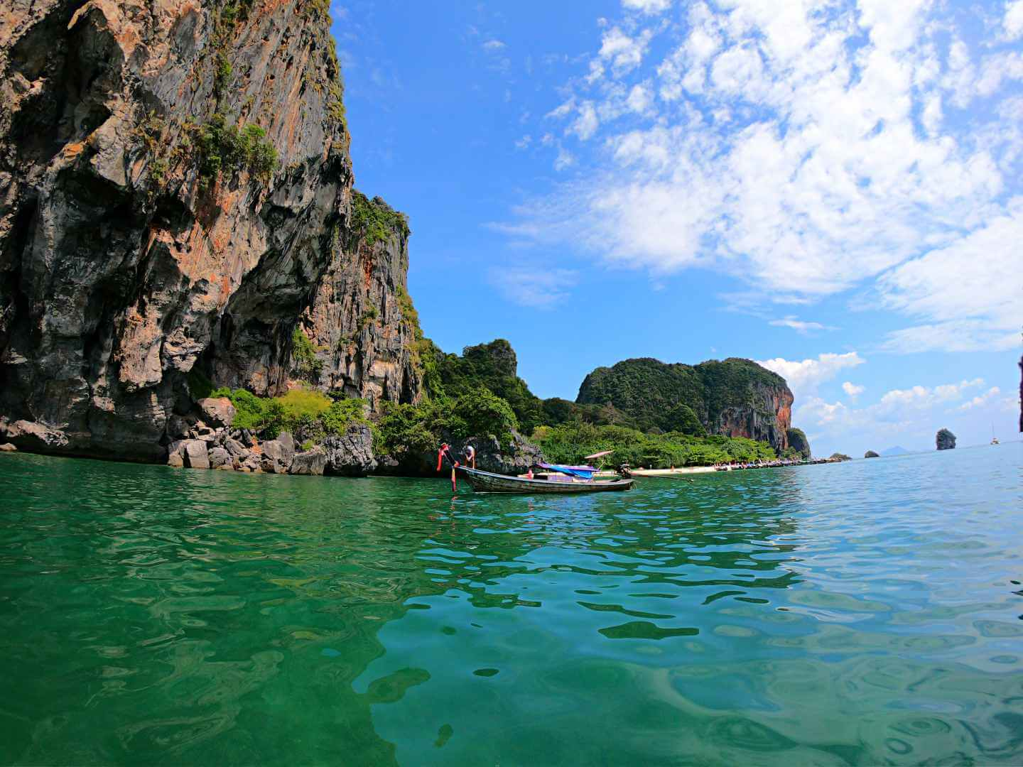 Railay Beach Kayaking