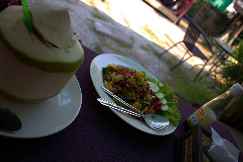 Gluten Free Thai Meal