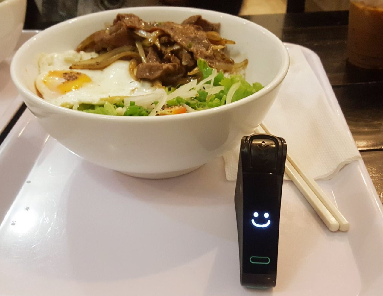 Testing with Nima Gluten Sensor