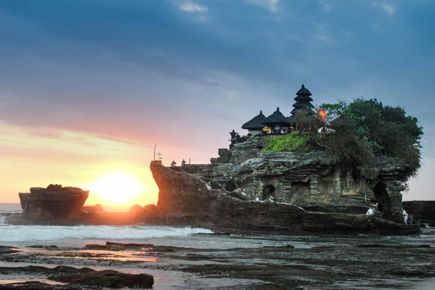Tanlot Temple in Bali