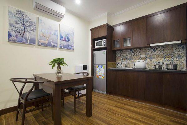 Newsky Apartment in Hanoi Vietnam