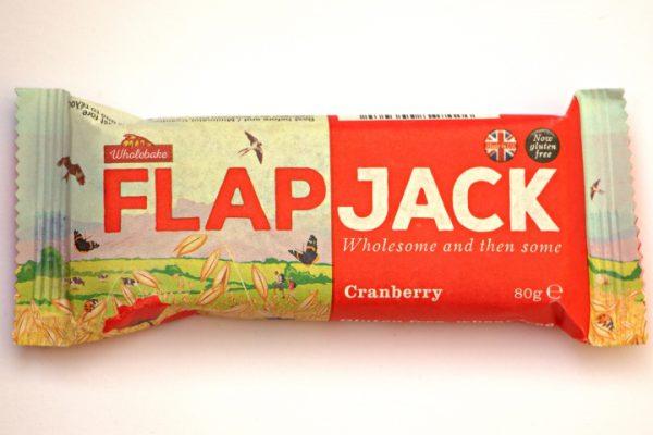 Gluten free Flap Jack bar