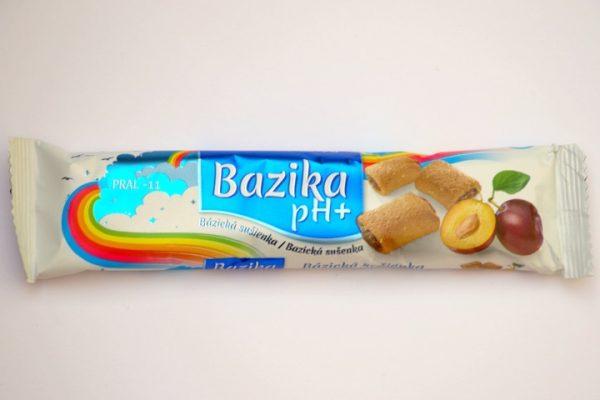 Gluten free Bazika bar