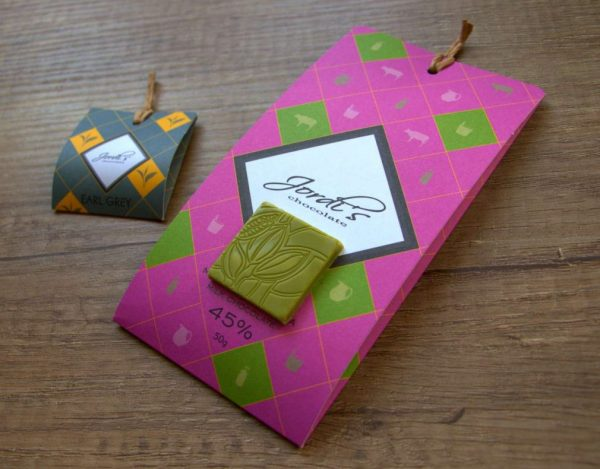 Jordi's Gluten Free Chocolate