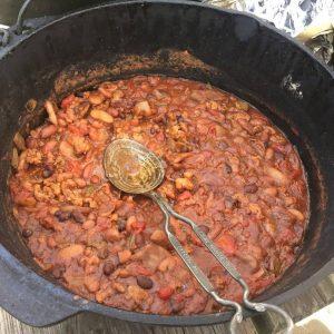 healthy bean stew