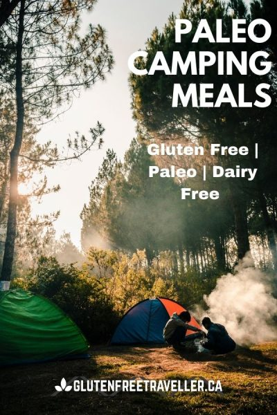 Paleo camping