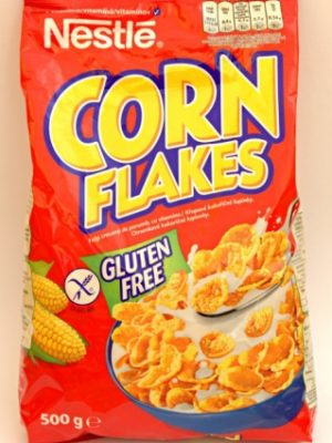 Gluten free nestle corn flakes cereal